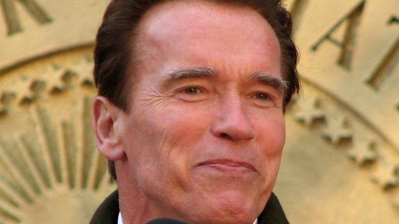 Arnold Schwarzenegger als Gouverneur von Kalifornien