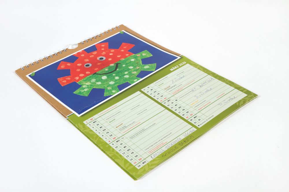 Kalender der Gemeinde Filzmoos, Jänner 2020