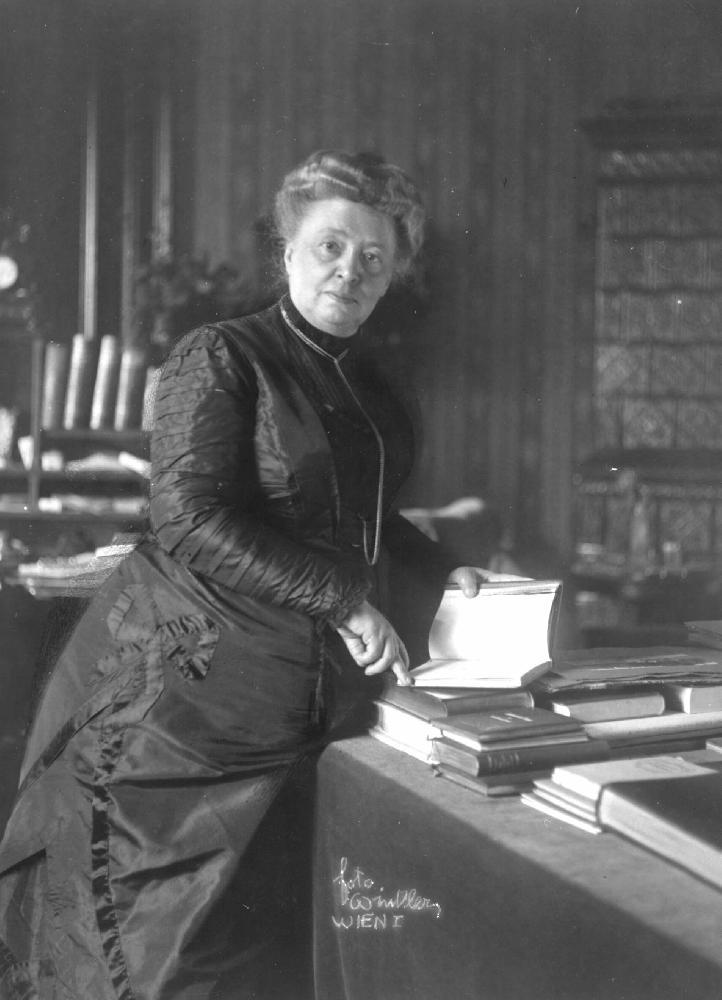 Bertha von Suttner